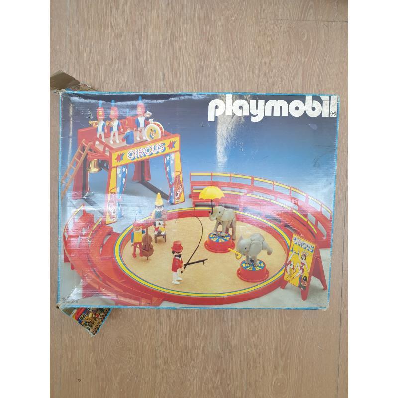 PLAYMOBIL CIRCUS  | Mercatino dell'Usato Gallarate 1
