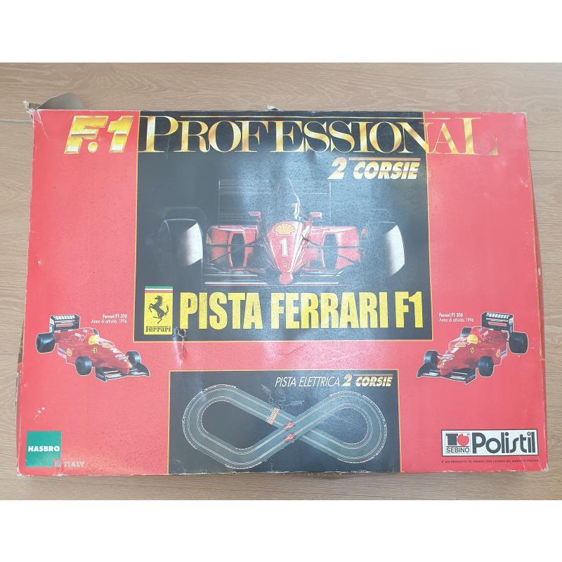 PISTA F1 PROFESSIONAL 2 CORSE    Mercatino dell'Usato Gallarate 1