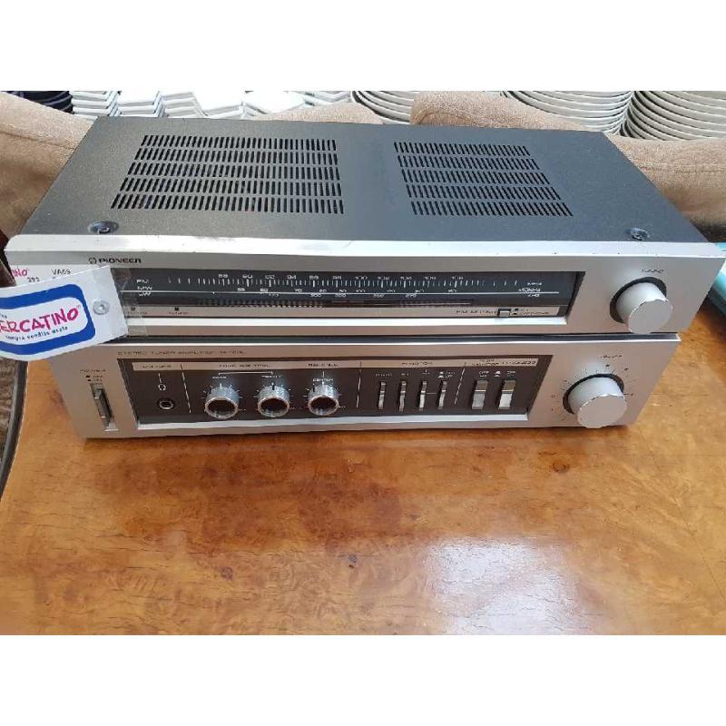AMPLIFICATORE RADIO PIONER TA-120L | Mercatino dell'Usato Gallarate 1
