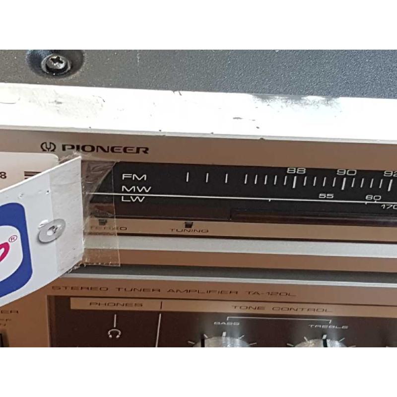 AMPLIFICATORE RADIO PIONER TA-120L | Mercatino dell'Usato Gallarate 4