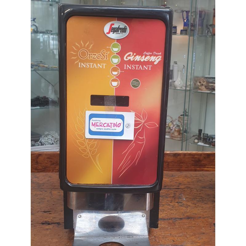 MACCHINA CAFFE GINSENG SEGAFREDO   Mercatino dell'Usato Gallarate 1