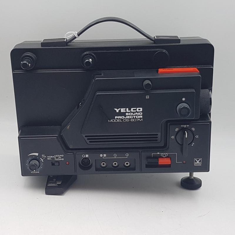 PROIETTORE YELCO SOUND PROJECTTOR MODEL DS-670M   Mercatino dell'Usato Gallarate 1