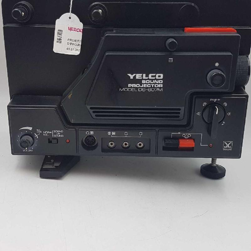 PROIETTORE YELCO SOUND PROJECTTOR MODEL DS-670M   Mercatino dell'Usato Gallarate 4