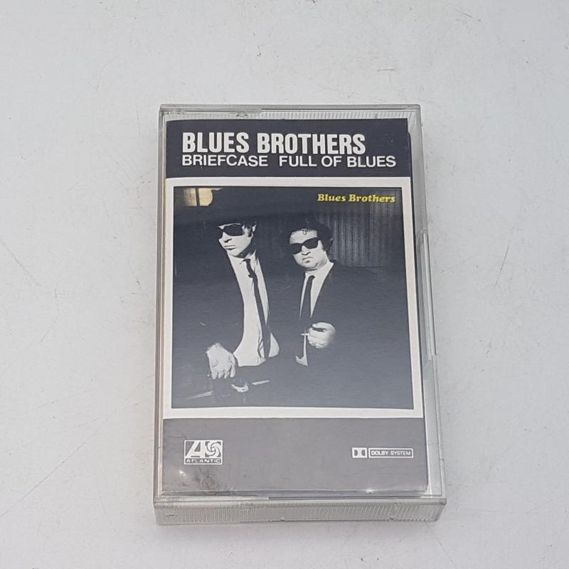 AUDIO CASSETTA BLUES BROTHERS BRIEFCASE FULL OF BLUES   Mercatino dell'Usato Gallarate 1