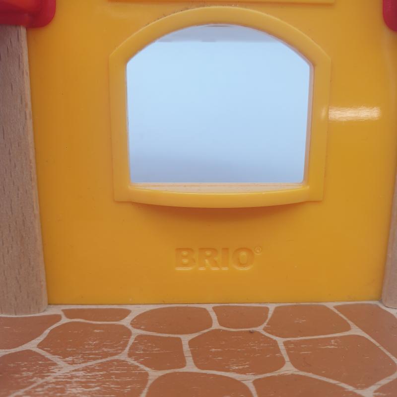BRIO SPEAKING STATIO RED OLD VERSION | Mercatino dell'Usato Gallarate 5