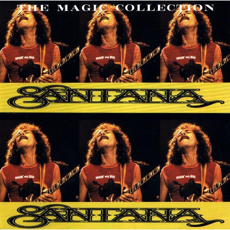 SANTANA - THE MAGIC COLLECTION | Mercatino dell'Usato Gallarate 1