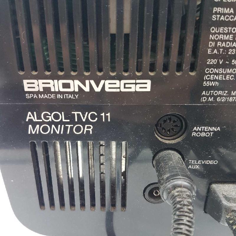 TELEVISORE BRIONVEGA TVC 11   Mercatino dell'Usato Gallarate 4