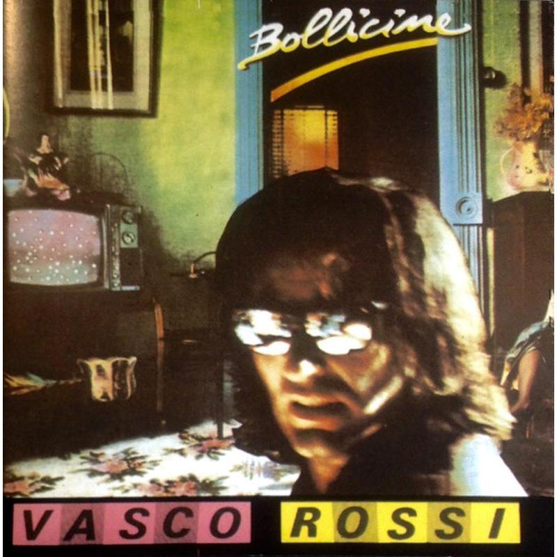 VASCO ROSSI - BOLLICINE  | Mercatino dell'Usato Gallarate 1