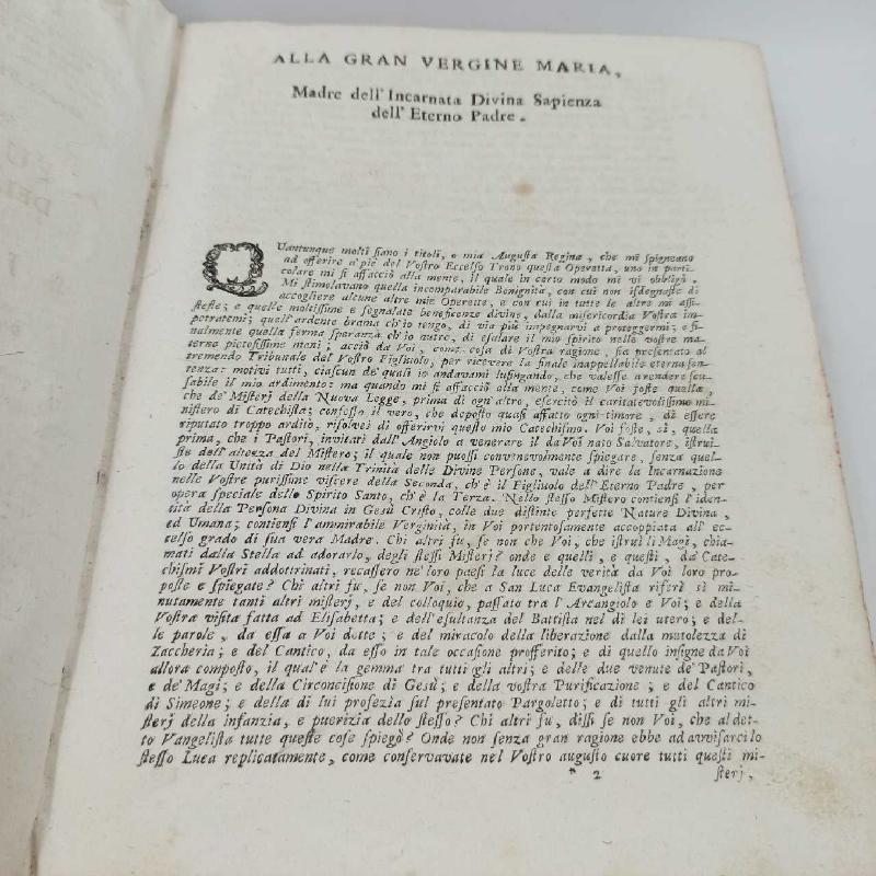 IL CATECHISTA IN PULPITO 1775 FULGEZIO CUNILIATI IN VENEZIA  | Mercatino dell'Usato Verbania 2