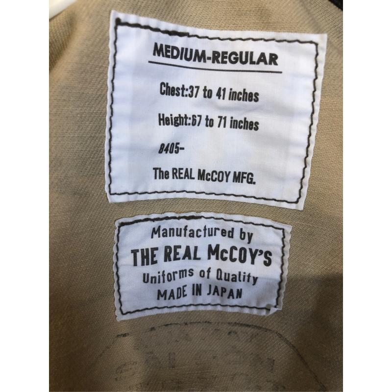 GIACCA UOMO THE REAL MCCOY'S MIMETICA   Mercatino dell'Usato Chiampo 5