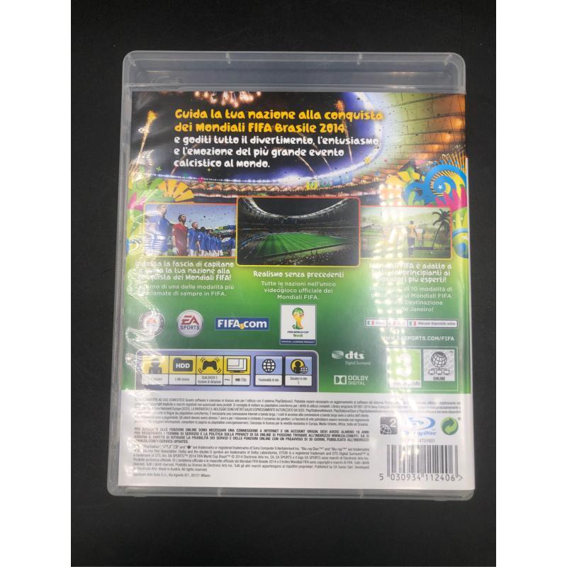 GIOCO PS3 BRASILE 2014 40 | Mercatino dell'Usato Chiampo 2