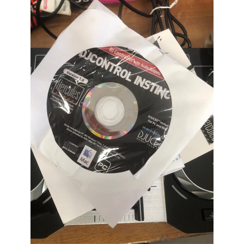 MIXER DEEJAY HERCULES PER MAC PC | Mercatino dell'Usato Chiampo 4