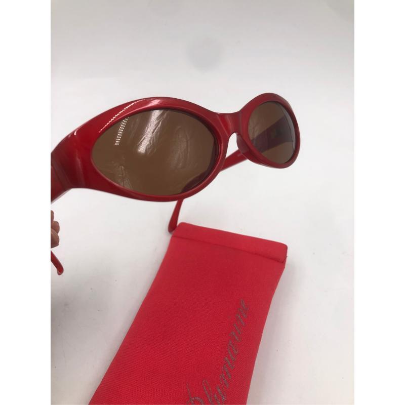 OCCHIALI DONNA SOLE BLUMARINE ROSSI   Mercatino dell'Usato Chiampo 3