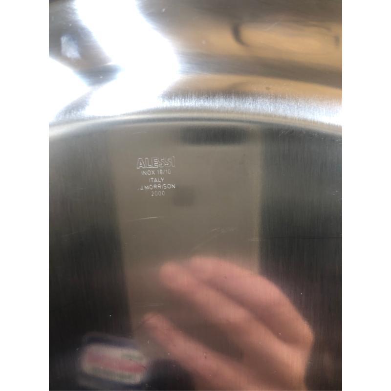 VASSOIO INOX ALESSI MORRISON 2000 | Mercatino dell'Usato Chiampo 3