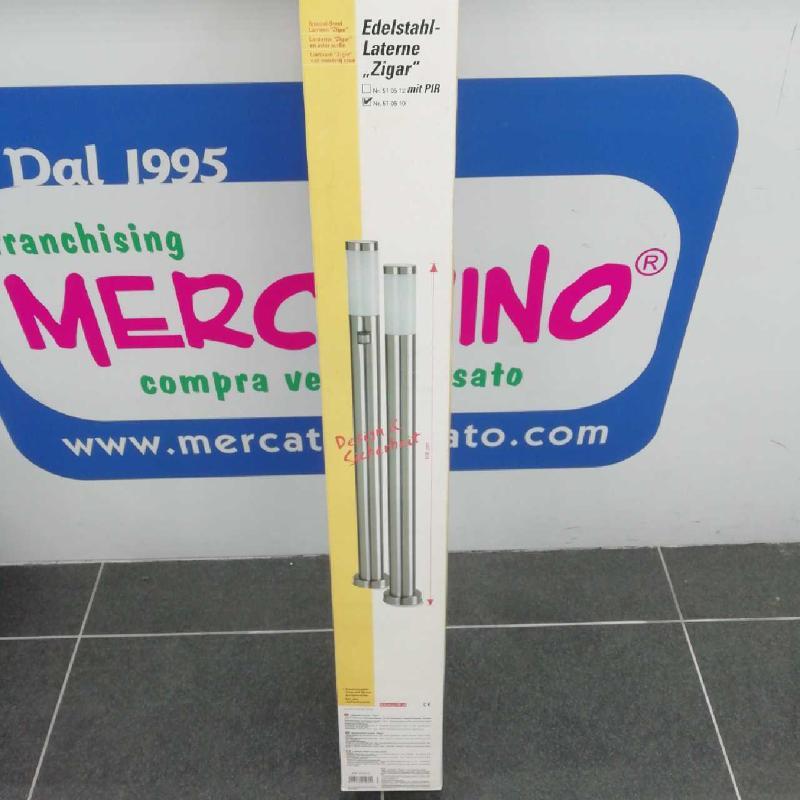 LUCE PALO DA ESTERNO 100CM | Mercatino dell'Usato Verona fiera 1