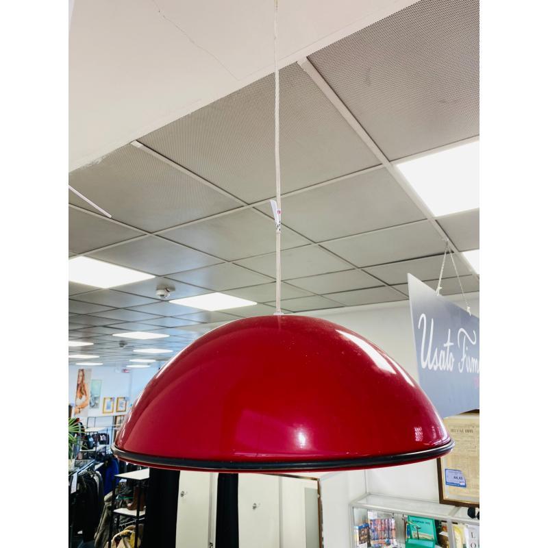 LAMPADA A SOSPENSIONE FLOS RELEMME ROSSA | Mercatino dell'Usato Verona fiera 1