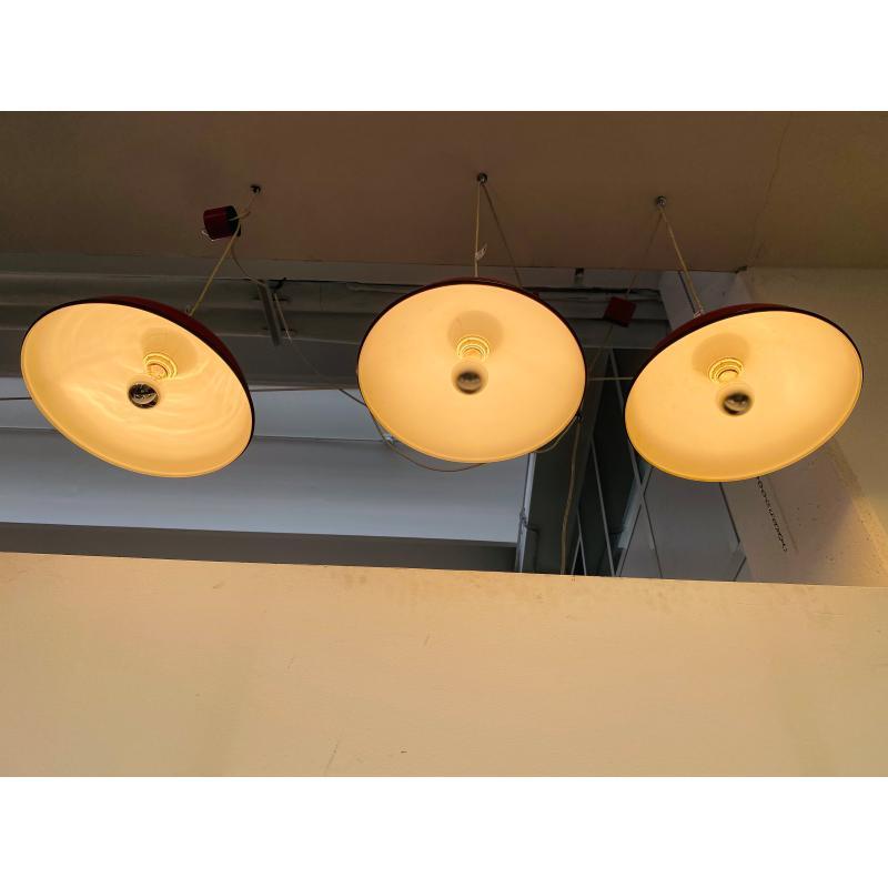 LAMPADA A SOSPENSIONE FLOS RELEMME ROSSA | Mercatino dell'Usato Verona fiera 4